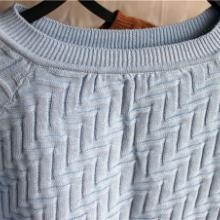 供应广州秋冬女装蕾丝毛衣批发 一件代发