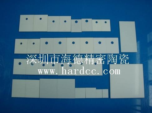 供应来样来图加工耐磨散热氧化铝陶瓷片