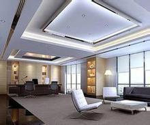 东莞高档办公室装修,钢化玻璃隔断批发