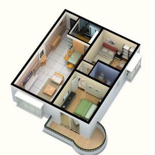 微信360全景看房设计图片