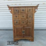 中式仿古家具柜子图片