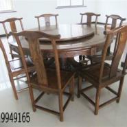 明清古典家具餐桌图片
