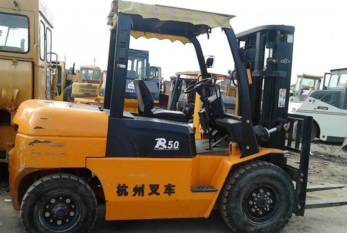 杭州叉车35吨图片_杭州叉车35吨图片大全_杭州叉车35