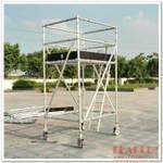 供应4m作业移动铝架