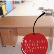 木质电脑桌图片