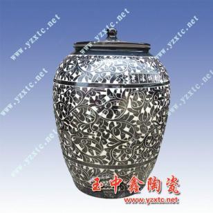 50斤装陶瓷酒坛设计图片
