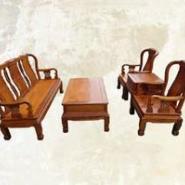 特价实木沙发图片