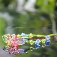 琉璃手链图片