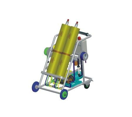 供应垃圾中转站渗滤液处理设备