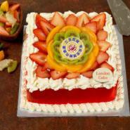 供应英国伦敦蛋糕送生日蛋糕到国外8英寸10英寸可选