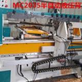 广东佛山 MC2035半自动液压背刀车床木楼梯扶手罗马柱车床