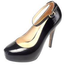 供应鞋厂订做时尚高跟正装鞋 来图加工时装高跟鞋