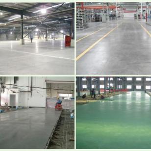 云南混凝土密封固化剂施工公司图片
