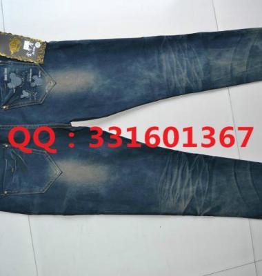 10元牛仔裤图片/10元牛仔裤样板图 (1)