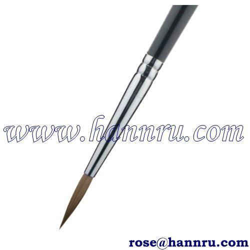 【台湾 瀚如 HR】KS 西伯利亚貂陶瓷刷/堆瓷笔/上瓷笔/烤瓷笔