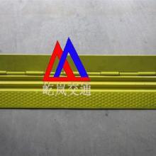供应PVC线槽板单槽过线板批发