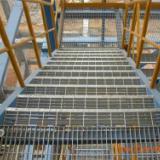 钢格板 镀锌 钢格板排水沟盖板 钢格栅板 化工厂钢格板  河北钢格栅板