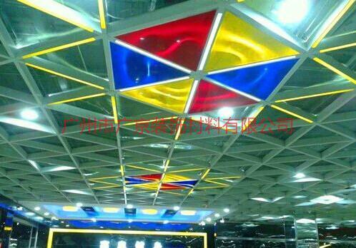 酒吧吊顶铝格栅 武威市吊顶铝格栅厂 型材吊顶铝格栅天花供应商/价格