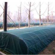 北京墨绿防寒布厂家图片