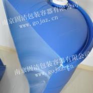 200L双环双色塑料桶图片