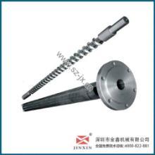 供应注塑机配件,弹簧射嘴,过胶头,法兰,注塑机螺杆,金鑫质量保证