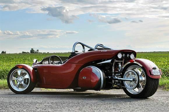 供应杜卡迪1800cc三轮车 杜卡迪三轮车价格 交通运输 代步车