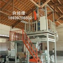 供应PVC热收缩上旋转吹膜机SJ75-SM1400印刷膜标签膜吹膜机