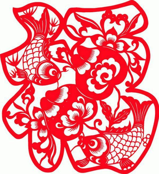 深圳剪纸艺术图片
