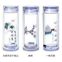 供应玻璃杯什么牌子的好?诺亚口杯双层玻璃杯的开创者,质量好价格低。