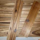 供应上海专业碳化木生产厂家 进口碳化木板材批发 南方松碳化木加工厂