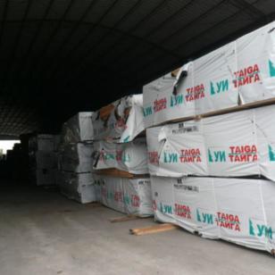 南方松防腐木厂家图片