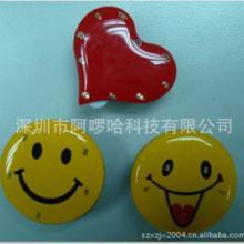 厂家生产笑脸,LED胸牌,生产厂家,物美价廉批发