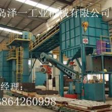 供应树脂砂再生线,青岛树脂砂厂家,抛丸机图片