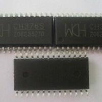 供应数码管驱动及键盘控制芯片CH376S
