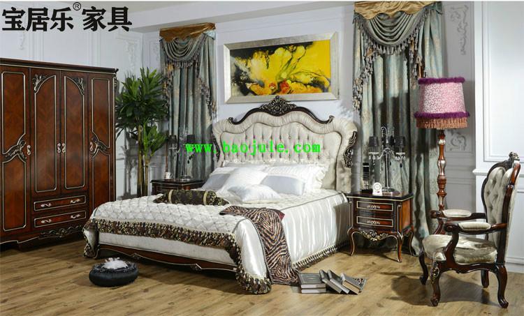 供应宝居乐欧式家具:简欧贵族 - 后现代奢华风格系列欧式家具图片