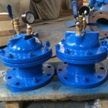 供应8000型隔膜式水锤吸纳器  水力控制阀图片