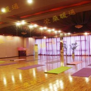 韶关高温瑜珈房设备材料图片