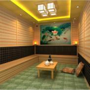 广东哪里有专业汗蒸房设计安装公司图片