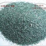 供应用于喷砂|研磨|表面处理的海旭磨料厂家直销绿碳#46