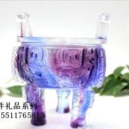 郑州古法琉璃礼品工艺品摆件图片