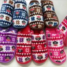 供应冬季棉拖鞋批发地摊10元模式送录音图片