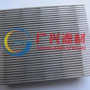 滤板和不锈钢V形丝焊接筛板图片