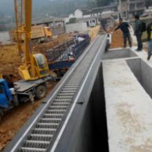 供应耙齿机械格栅除污机安装现场