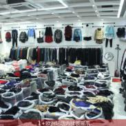 武汉汉正街服装批发市场欧洲站图片