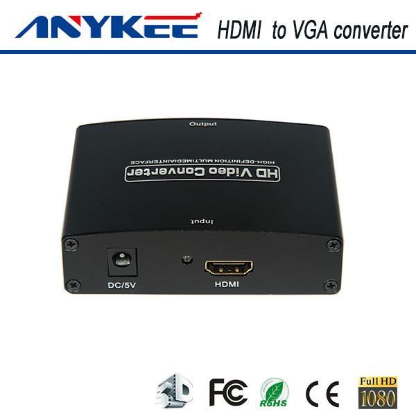 供应工厂HDMI转VGAl转换器VGA价格图片