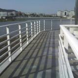 供应用于护栏的欧式风格 豪华护栏铝合金护栏