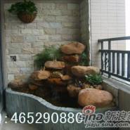 上海阳台绿化图片