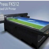 浙江咔勒PU皮革打印机图片