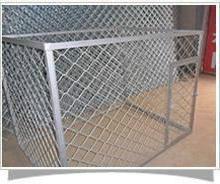 供应动物养殖防护美格网宠物笼铁丝网
