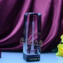 供应小蛮腰水晶纪念品广州塔模型摆件定制广州水晶纪念品批发
